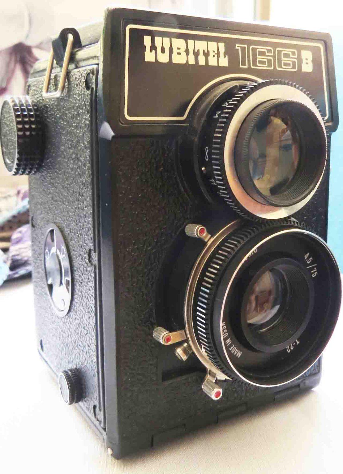 دوربین لوبیتل